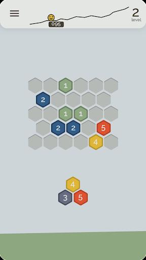 Merge 2048 Hexa Puzzle https screenshots 1