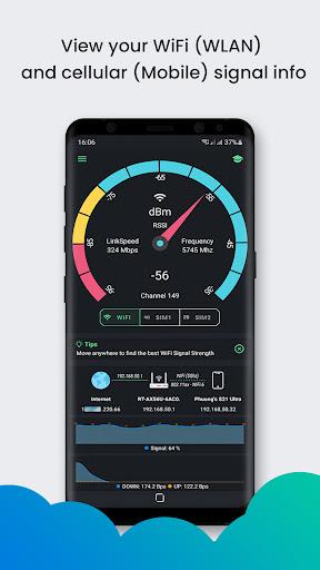 Network Signal Pro apktram screenshots 1