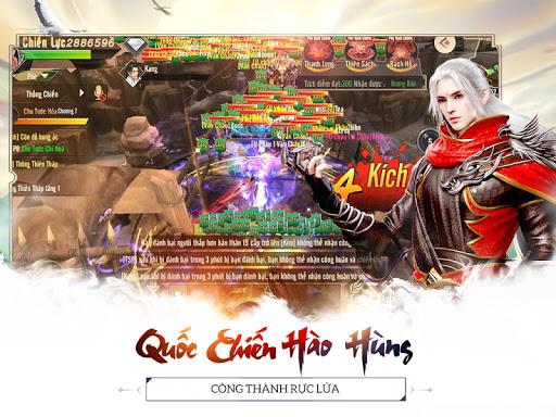 Thiu00ean Kiu1ebfm Mobile Funtap - Giang Hu1ed3 Hou00e0n Mu1ef9 1.0.32 screenshots 15