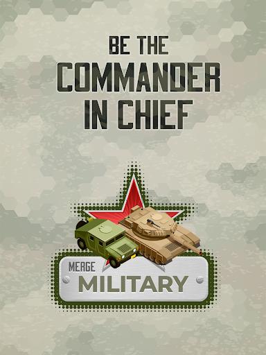 Merge Military Vehicles Tycoon 1.1.4 screenshots 11