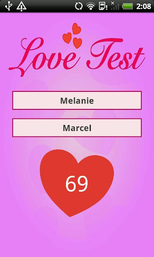 Love Test Calculator For PC Windows (7, 8, 10, 10X) & Mac Computer Image Number- 7