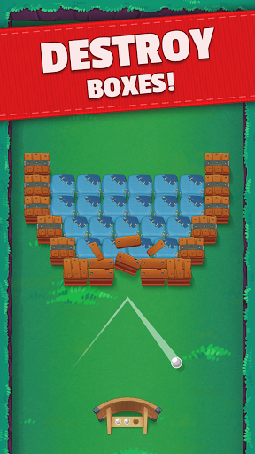 Bouncefield: Arkanoid Bricks Breaker 1.3.3 screenshots 2