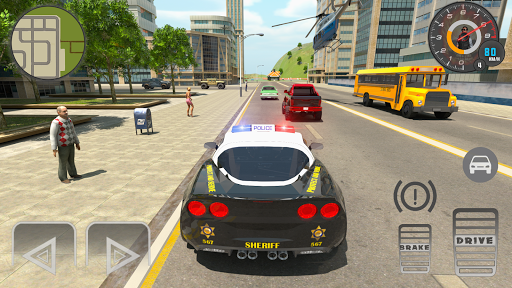 Police Chase Real Cop Driver 3d 1.5 screenshots 3