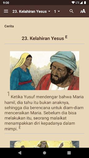Cerita Alkitab Terbuka modavailable screenshots 7