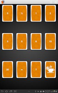 Scrum Time - Planning Poker