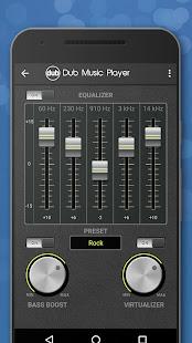 Dub Music Player - Free Audio Player, Equalizer ud83cudfa7 5.2 Screenshots 8