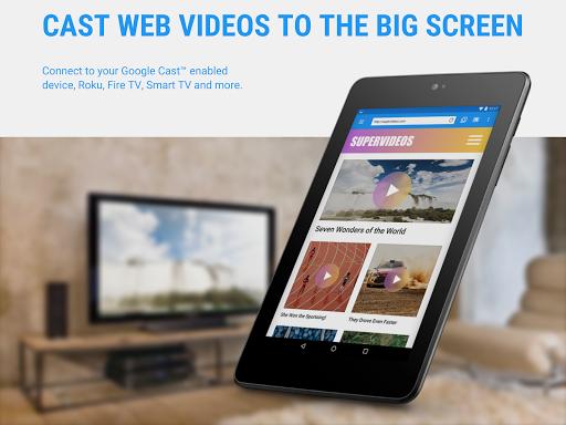 Web Video Cast | Browser to TV/Chromecast/Roku/+ 5.1.12 Screenshots 8