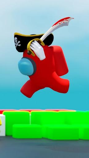 Block Clash: Impostor Gang Puzzle Game  screenshots 11