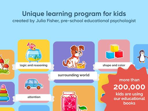 Brainy Kids: educational games for 2-3 year olds Apkfinish screenshots 9