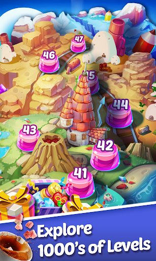 Sweet Cookie -2021 Match Puzzle Free Game  screenshots 5