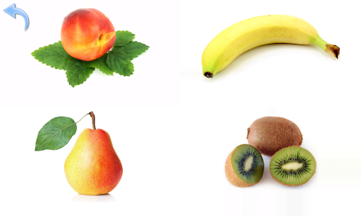 Fruits and Vegetables for Kids 8.3 Screenshots 21