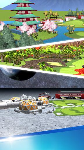 Golf Slam - Fun Sports Games screenshot 9