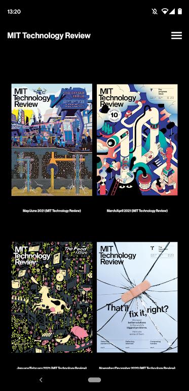Tech Review  poster 16