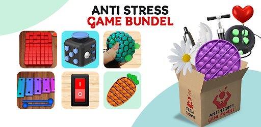Anti stress an Oddly Satisfying and Calming Game  Screenshots 1