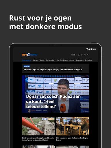 RTV Noord  screenshots 9