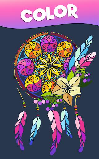 Color Stories - color journey, paint art gallery screenshots 9