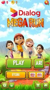 Dialog Mega Run 1