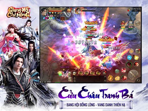 Giang Hu1ed3 Chi Mu1ed9ng - Tuyet The Vo Lam  screenshots 9