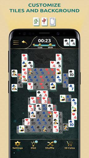 Mahjong Solitaire Games 1.24 screenshots 3