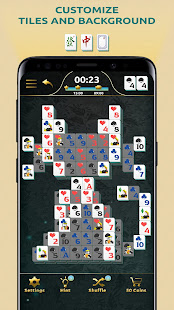 Mahjong Solitaire Games