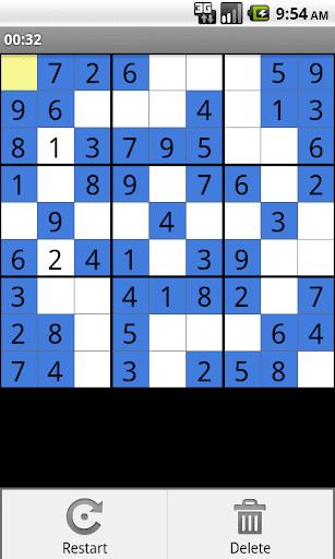Endless Sudoku Free screenshots 3