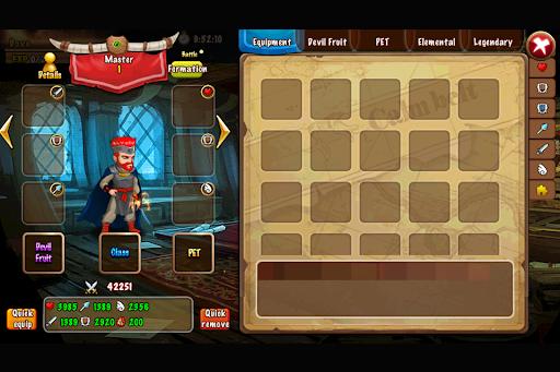 Haki: The Lost Treasure 2.0.0 screenshots 3