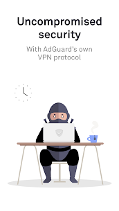 AdGuard VPN (MOD, Premium Unlocked) 5