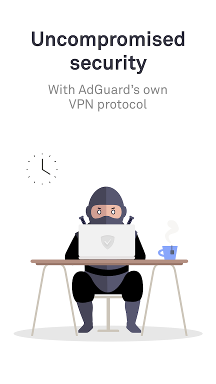 AdGuard VPN — Fast & secure, unlimited protection  poster 4