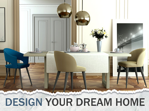 Dream Home: Design & Makeover android2mod screenshots 14
