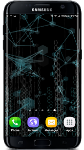 Abstract Particles Wallpaper APK 5