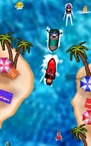 boat racing screenshot 2