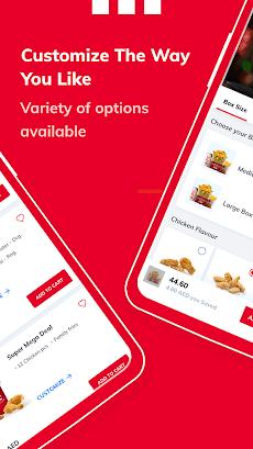 KFC Saudi - Order food online from KFC Delivery!のおすすめ画像3