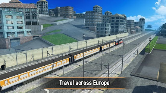 Euro Train Simulator 2017 Screenshot
