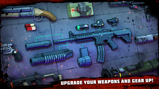 Zombie Conspiracy: Shooter 1.210.0 screenshots 3