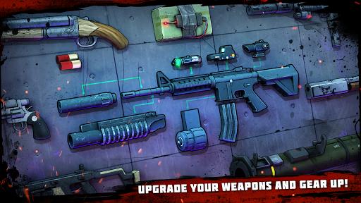 Zombie Conspiracy: Shooter apkdebit screenshots 3