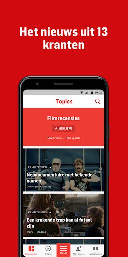AD - Nieuws, Sport, Regio & Entertainment modavailable screenshots 8