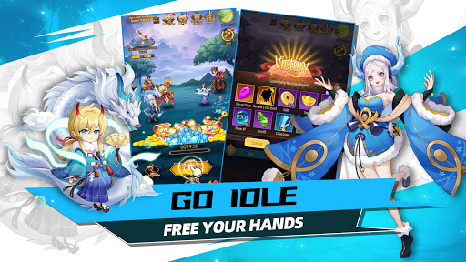 Idle Arena:The Five Realms hack tool