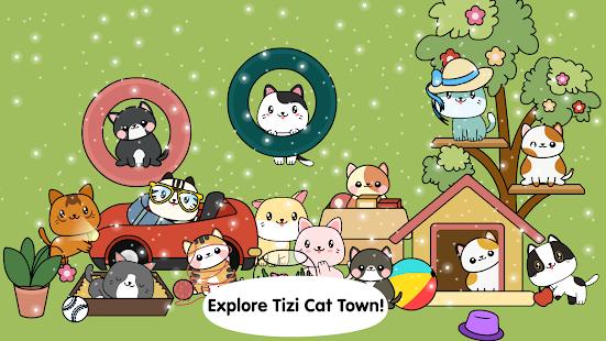 My Cat Town😸 - Free Pet Games for Girls & Boys 1.3 screenshots 1