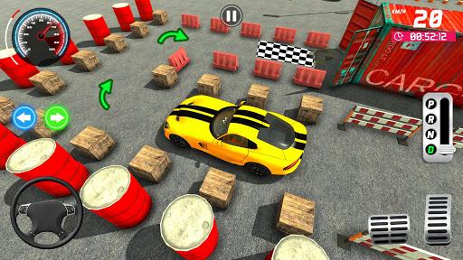 Télécharger parking et conduite 2020: nouveau jeu de voiture apk mod screenshots 2