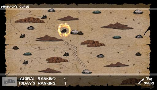 Run 'em over (ram the zombies) 1.1.23 screenshots 7