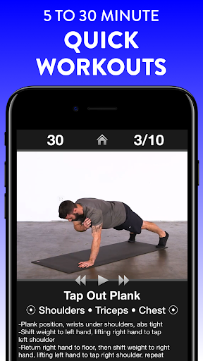 Daily Workouts Free - Home Fitness Workout Trainer 6.30 Screenshots 13