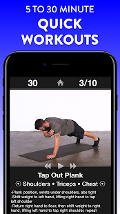 Daily Workouts Fitness Trainer 6.32 Screenshots 8