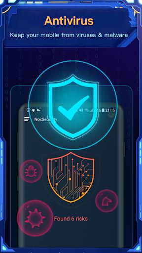 Nox Security - Antivirus Master, Clean Virus, Free apktram screenshots 2