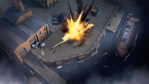 World War Commander: WW2 RTS - War Strategy Game Apkfinish screenshots 3
