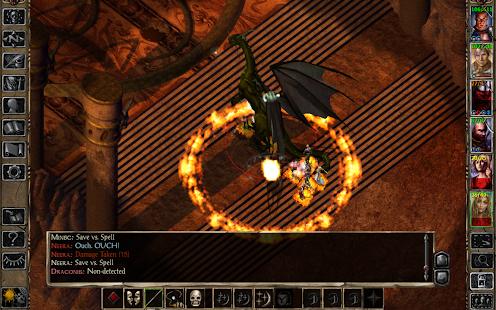 Baldur's Gate II - Screenshot 24