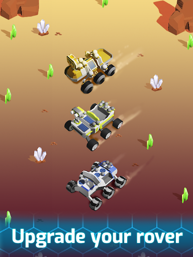 Space Rover: idle planet mining tycoon simulator 1.93 screenshots 14
