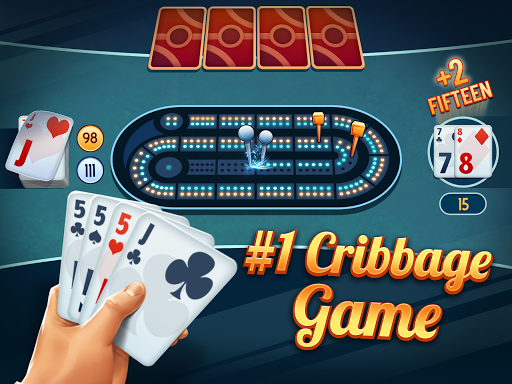 Ultimate Cribbage - Classic Board Card Game  screenshots 6