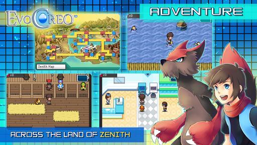 EvoCreo - Free: Pocket Monster Like Games  Screenshots 9