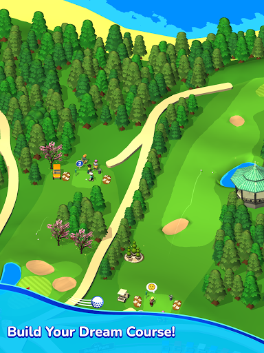 Idle Golf Club Manager Tycoon  screenshots 7