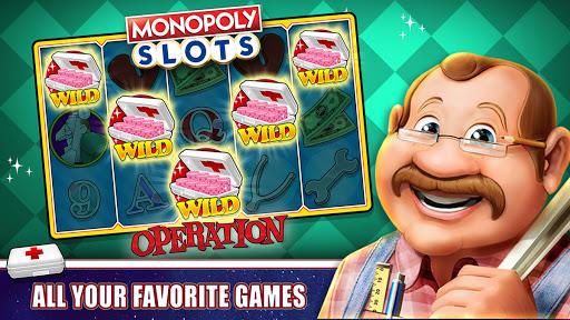 MONOPOLY Slots - Slot Machines  screenshots 3